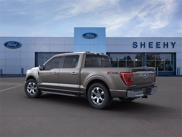 2021 Ford F-150 SuperCrew Cab 4x4, Pickup #YB15746 - photo 7
