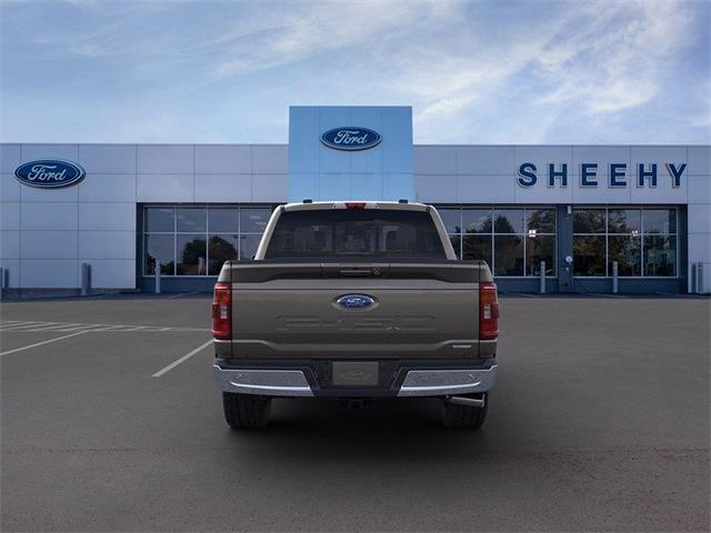 2021 Ford F-150 SuperCrew Cab 4x4, Pickup #YB15746 - photo 8