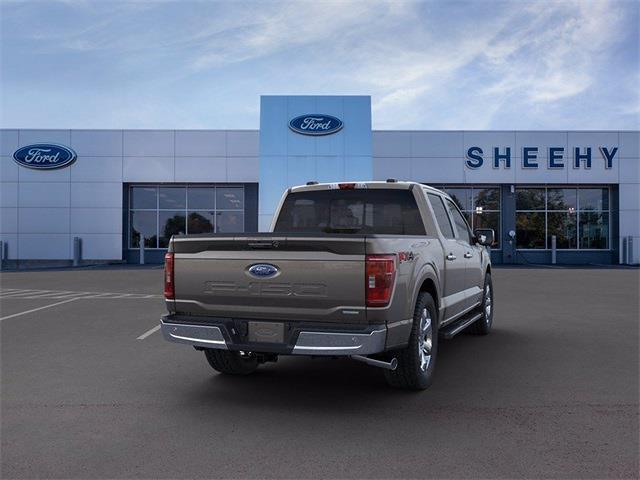 2021 Ford F-150 SuperCrew Cab 4x4, Pickup #YB15746 - photo 2
