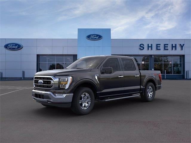2021 Ford F-150 SuperCrew Cab 4x4, Pickup #YB15752 - photo 4