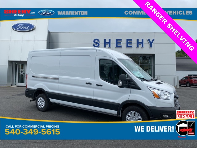 2020 Ford Transit 250 Med Roof 4x2, Ranger Design Upfitted Cargo Van #YB18187 - photo 1