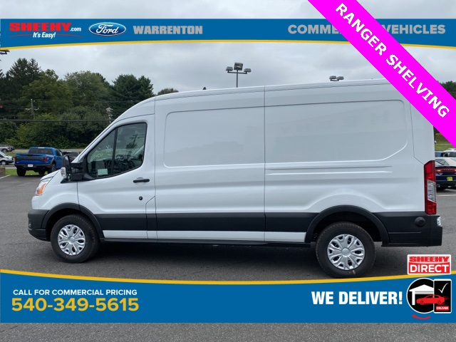 2020 Ford Transit 250 Med Roof RWD, Ranger Design Upfitted Cargo Van #YB18187 - photo 11
