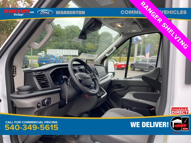 2020 Ford Transit 250 Med Roof RWD, Ranger Design Upfitted Cargo Van #YB18187 - photo 12