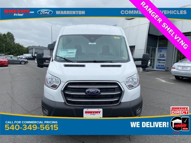 2020 Ford Transit 250 Med Roof RWD, Ranger Design Upfitted Cargo Van #YB18187 - photo 1