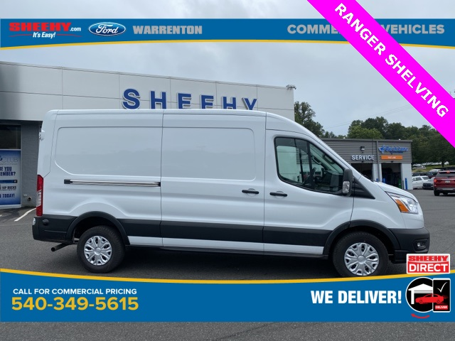 2020 Ford Transit 250 Med Roof RWD, Ranger Design Upfitted Cargo Van #YB18187 - photo 4