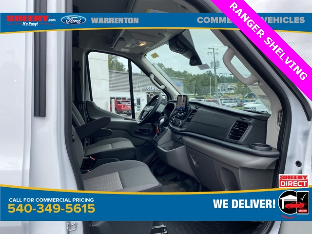 2020 Ford Transit 250 Med Roof RWD, Ranger Design Upfitted Cargo Van #YB18187 - photo 5