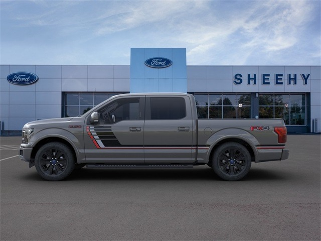 2020 F-150 SuperCrew Cab 4x4, Pickup #YB18295 - photo 4