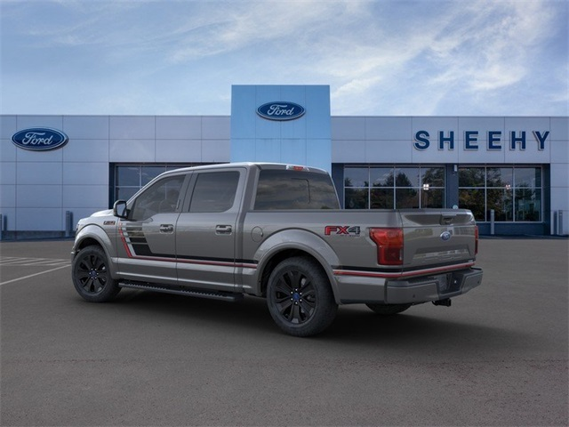 2020 F-150 SuperCrew Cab 4x4, Pickup #YB18295 - photo 2