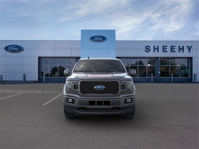 2020 F-150 SuperCrew Cab 4x4, Pickup #YB18295 - photo 6