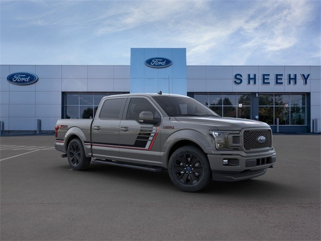 2020 F-150 SuperCrew Cab 4x4, Pickup #YB18295 - photo 7