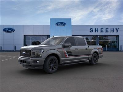 2020 F-150 SuperCrew Cab 4x4, Pickup #YB18295 - photo 1