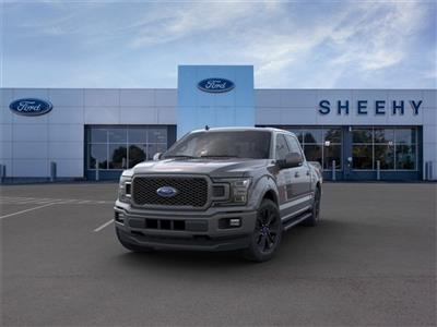 2020 F-150 SuperCrew Cab 4x4, Pickup #YB18295 - photo 3