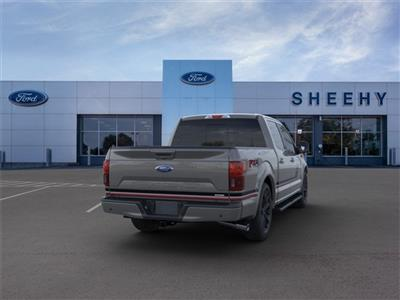 2020 F-150 SuperCrew Cab 4x4, Pickup #YB18295 - photo 8