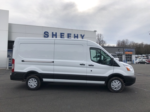 2019 Transit 250 Med Roof 4x2, Ranger Design Base Shelving Upfitted Cargo Van #YB19825 - photo 4