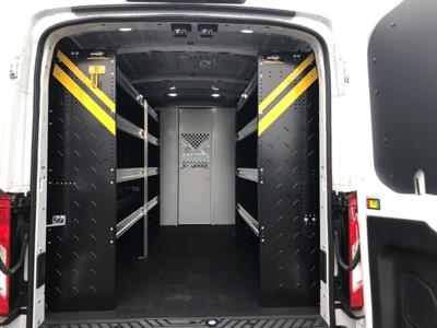 2019 Transit 250 Med Roof 4x2, Ranger Design Base Shelving Upfitted Cargo Van #YB19825 - photo 2