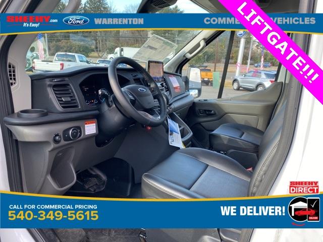 2020 Ford Transit 350 HD DRW 4x2, Reading Aluminum CSV Service Utility Van #YB23941 - photo 11
