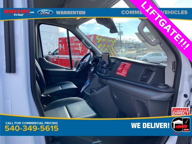 2020 Ford Transit 350 HD DRW 4x2, Reading Aluminum CSV Service Utility Van #YB23941 - photo 5
