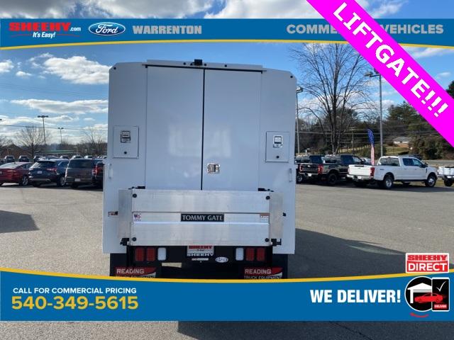 2020 Ford Transit 350 HD DRW 4x2, Reading Aluminum CSV Service Utility Van #YB23941 - photo 7