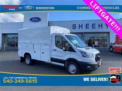 2020 Ford Transit 350 HD, Reading Service Utility Van