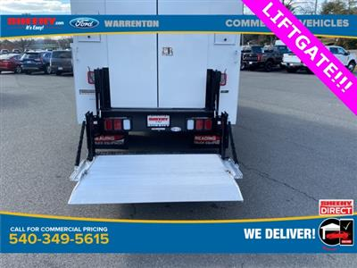 2020 Ford Transit 350 HD DRW 4x2, Reading Aluminum CSV Service Utility Van #YB23941 - photo 8