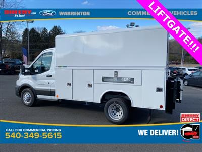 2020 Ford Transit 350 HD DRW 4x2, Reading Aluminum CSV Service Utility Van #YB23941 - photo 2