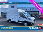 2020 Ford Transit 350 HD DRW 4x2, Reading Aluminum CSV Service Utility Van #YB23941 - photo 1