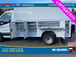 2020 Ford Transit 350 HD DRW 4x2, Reading Aluminum CSV Service Utility Van #YB23941 - photo 10