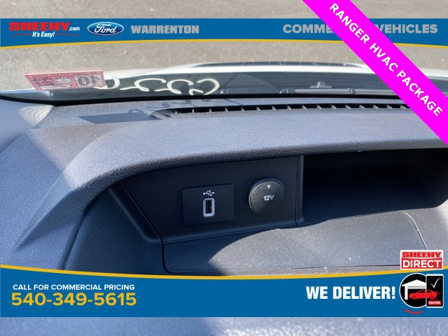 2020 Ford Transit 250 Med Roof RWD, Ranger Design HVAC Upfitted Cargo Van #YB26328 - photo 17
