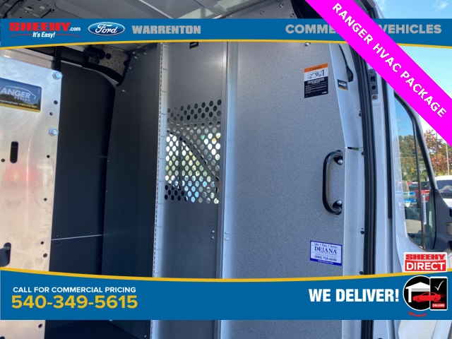 2020 Ford Transit 250 Med Roof RWD, Ranger Design HVAC Upfitted Cargo Van #YB26328 - photo 7