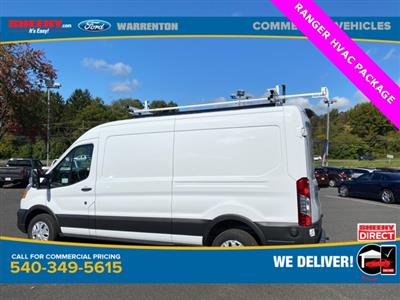 2020 Ford Transit 250 Med Roof RWD, Ranger Design HVAC Upfitted Cargo Van #YB26328 - photo 11