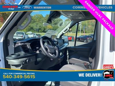 2020 Ford Transit 250 Med Roof RWD, Ranger Design HVAC Upfitted Cargo Van #YB26328 - photo 12