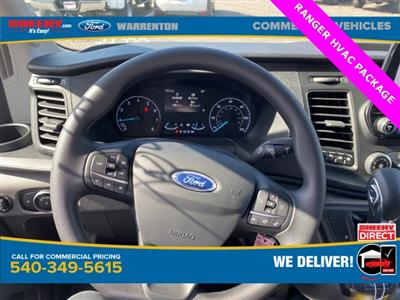 2020 Ford Transit 250 Med Roof RWD, Ranger Design HVAC Upfitted Cargo Van #YB26328 - photo 18