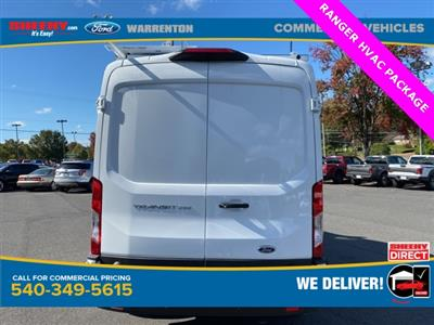 2020 Ford Transit 250 Med Roof RWD, Ranger Design HVAC Upfitted Cargo Van #YB26328 - photo 8