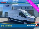2020 Ford Transit 250 Med Roof RWD, Ranger Design HVAC Upfitted Cargo Van #YB26328 - photo 1