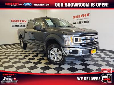 2020 Ford F-150 SuperCrew Cab 4x4, Pickup #YR0194V - photo 1
