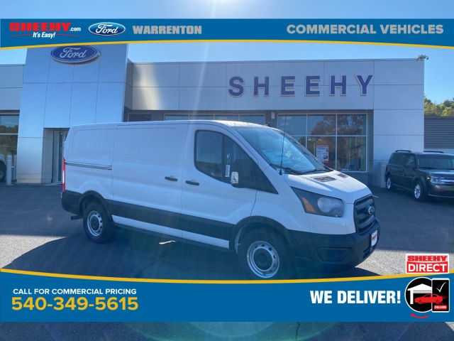 2020 Ford Transit 150 Low Roof RWD, Empty Cargo Van #YB29061 - photo 1