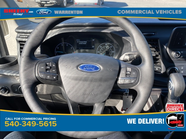 2020 Ford Transit 150 Low Roof RWD, Empty Cargo Van #YB29061 - photo 16