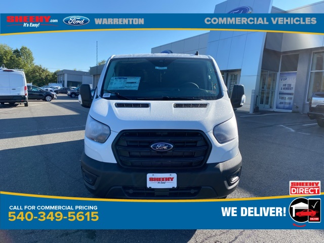 2020 Ford Transit 150 Low Roof RWD, Empty Cargo Van #YB29061 - photo 3