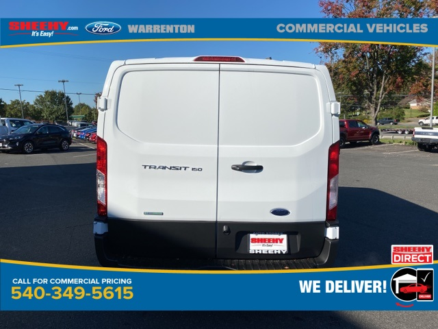 2020 Ford Transit 150 Low Roof RWD, Empty Cargo Van #YB29061 - photo 8