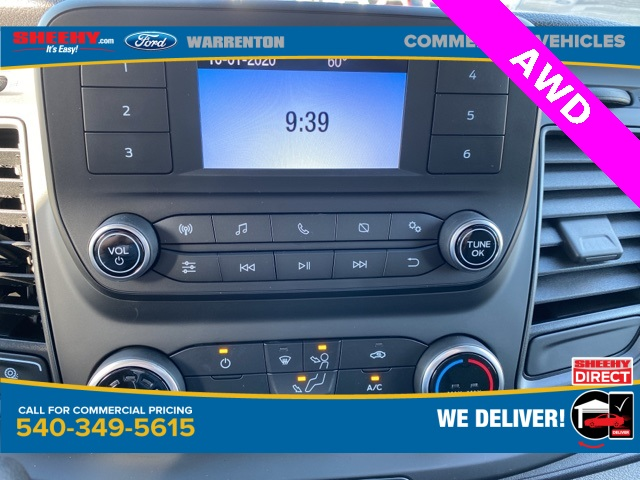 2020 Ford Transit 250 Med Roof AWD, Empty Cargo Van #YB29219 - photo 12