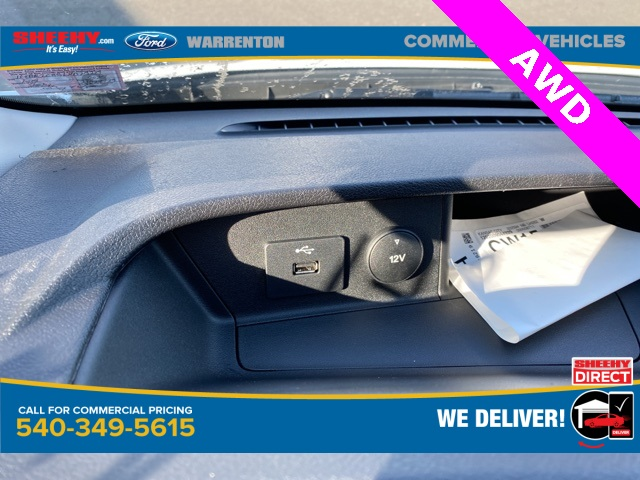 2020 Ford Transit 250 Med Roof AWD, Empty Cargo Van #YB29219 - photo 16