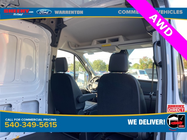 2020 Ford Transit 250 Med Roof AWD, Empty Cargo Van #YB29219 - photo 7