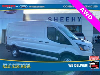 2020 Ford Transit 250 Med Roof AWD, Empty Cargo Van #YB29219 - photo 1