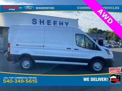 2020 Ford Transit 250 Med Roof AWD, Empty Cargo Van #YB29219 - photo 4