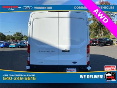 2020 Ford Transit 250 Med Roof AWD, Empty Cargo Van #YB29219 - photo 8