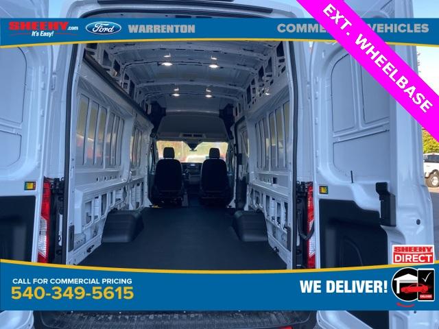 2020 Ford Transit 350 HD High Roof DRW RWD, Empty Cargo Van #YB35560 - photo 2