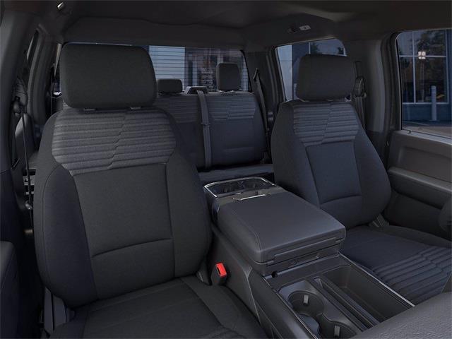 2021 Ford F-150 SuperCrew Cab 4x4, Pickup #YB41004 - photo 10