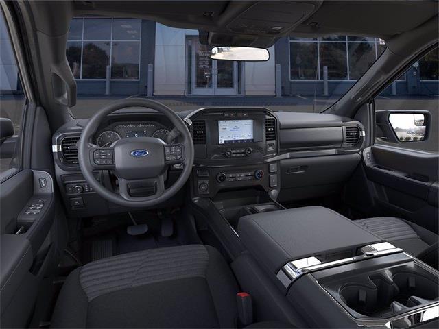2021 Ford F-150 SuperCrew Cab 4x4, Pickup #YB41004 - photo 9