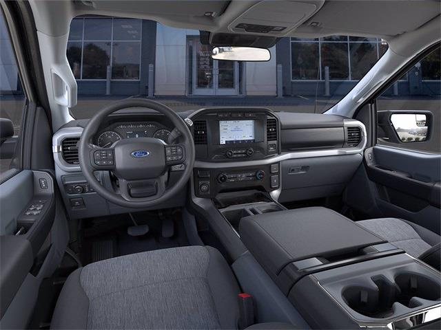 2021 Ford F-150 SuperCrew Cab 4x4, Pickup #YB41005 - photo 9