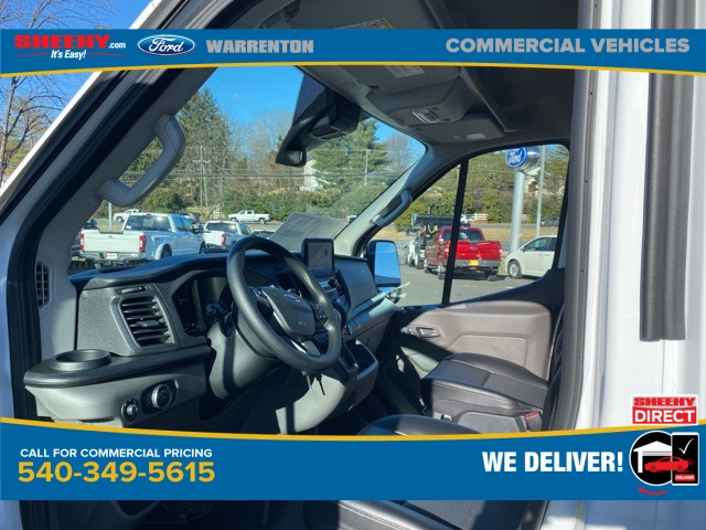 2020 Ford Transit 150 Med Roof 4x2, Empty Cargo Van #YB42555 - photo 10